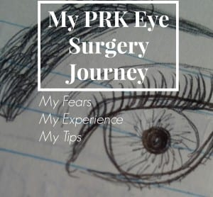 My PRK Eye Surgery Experience --www.LivingLikeLeila.com-- Read about my PRK eye surgery experience as I go. Consultations, pre-op appointments, recovery time and progress, post-op appointments, and my advice/tips for other seeking clear vision!
