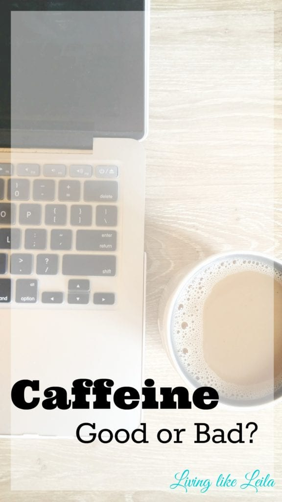Is caffeine what gets you going through your day? Are you considering cutting back? Come read the benefits as well as the possible negative health effects that caffeine may cause, and decide if you should start decreasing your caffeine consumption today! --www.LivinglikeLeila.com--