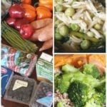 Vegan Meal Prep Under $55