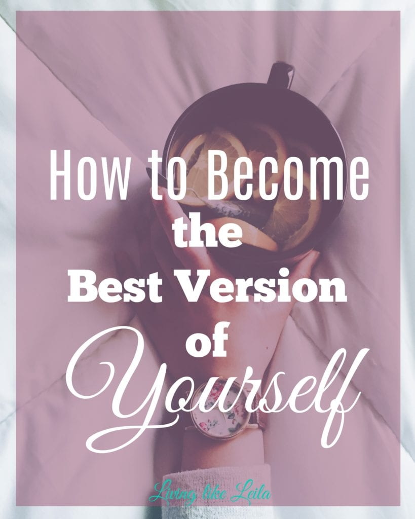 how to become the strongest version of yourself