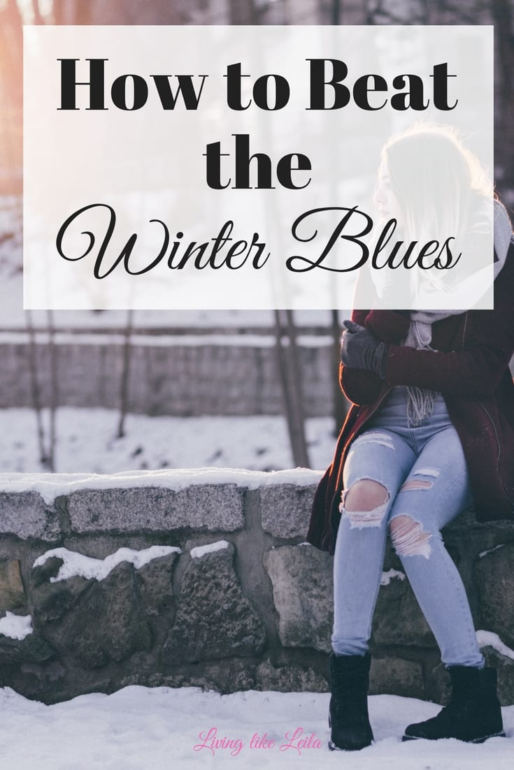 Simple steps to prevent and beat the Winter blues. Come find comfort in the season at Living like Leila!