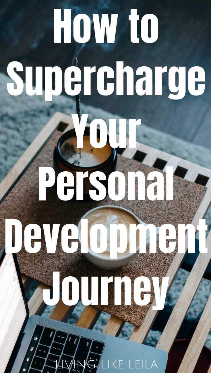 Ready to take your personal development to the next level? Start implementing these tips and never stop improving. --www.LivinglikeLeila.com--